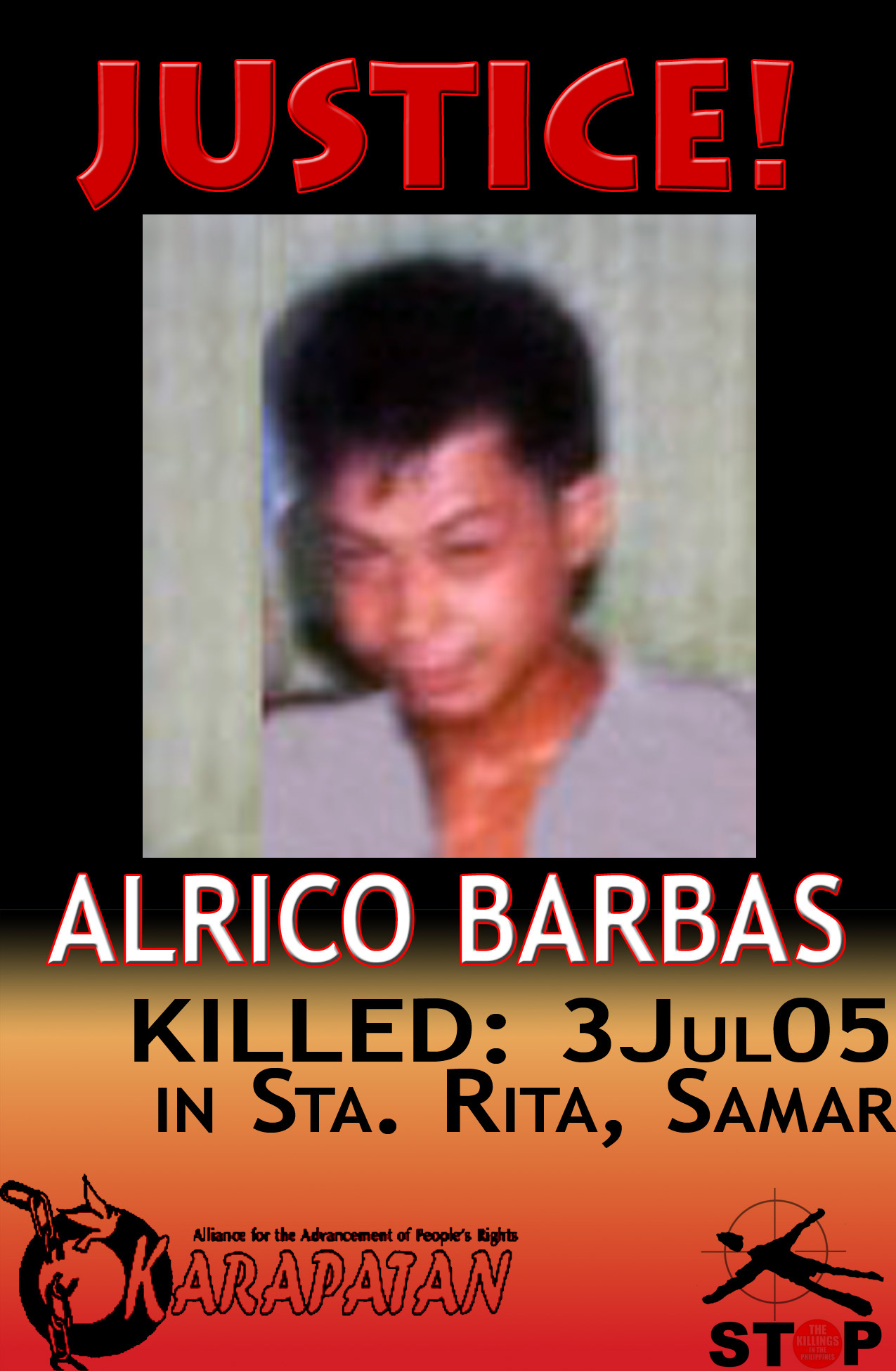 Picture of Alrico Barbas