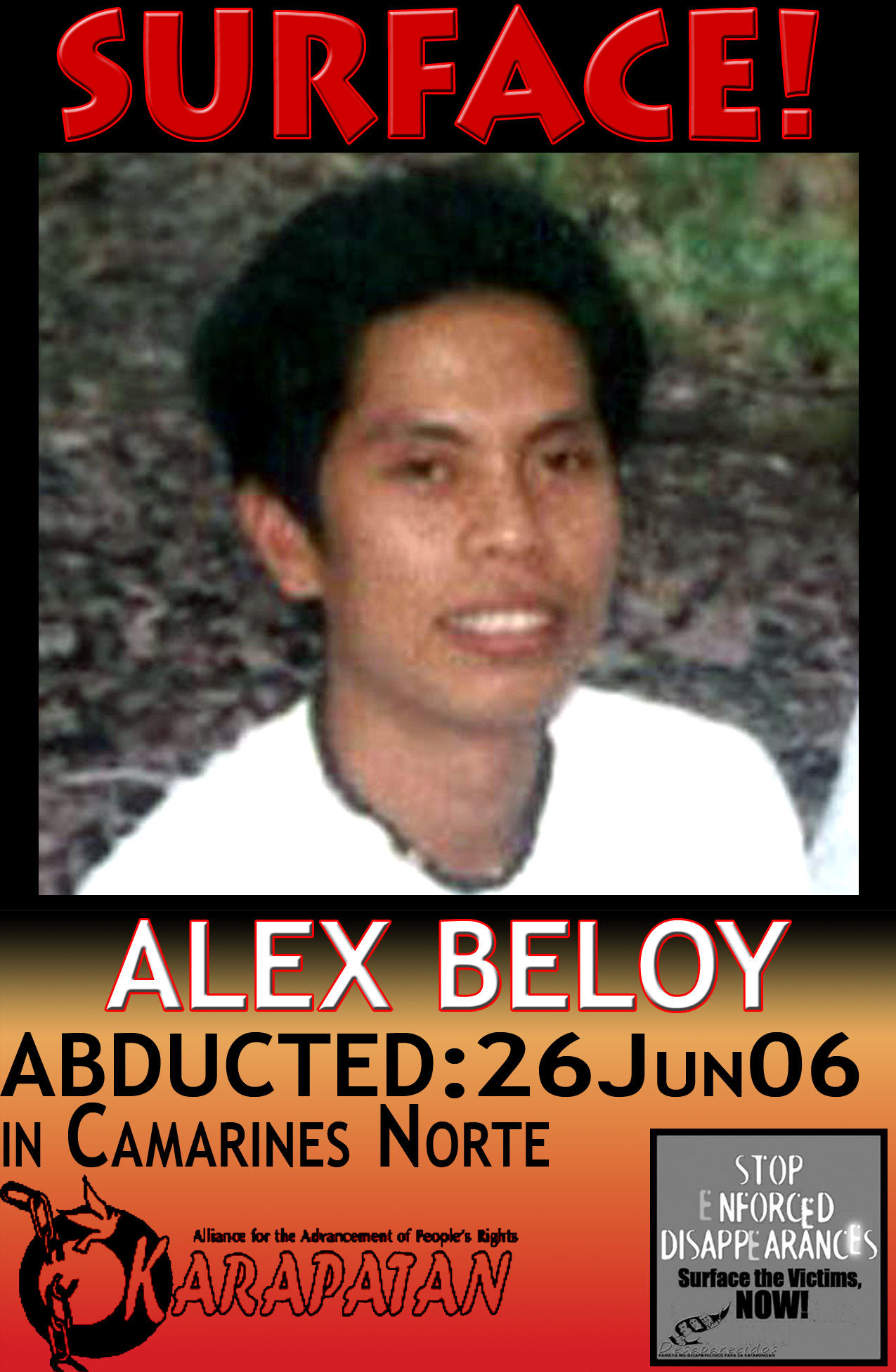 Photo of Alex Beloy