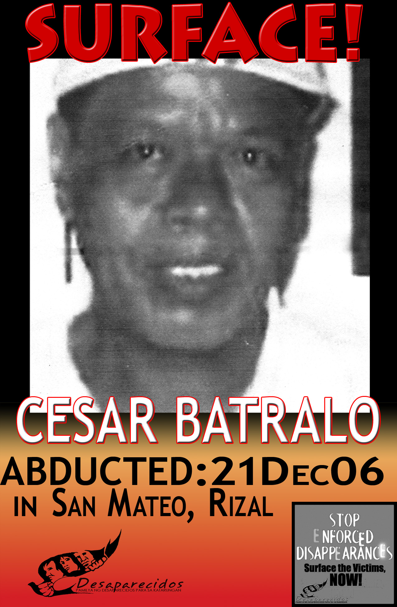 Photo of Cesar Batralo