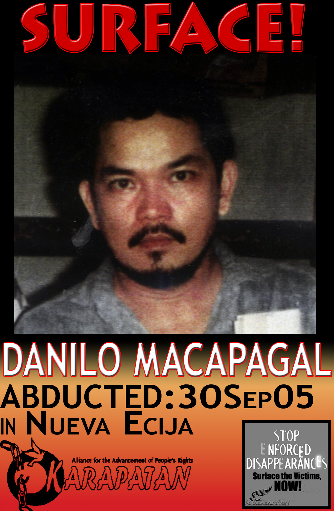 Photo of Danilo Macapagal