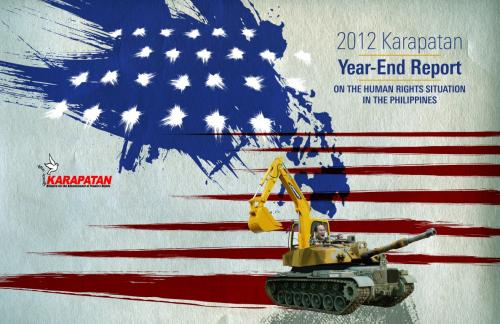 Yearend Report on HR 2012