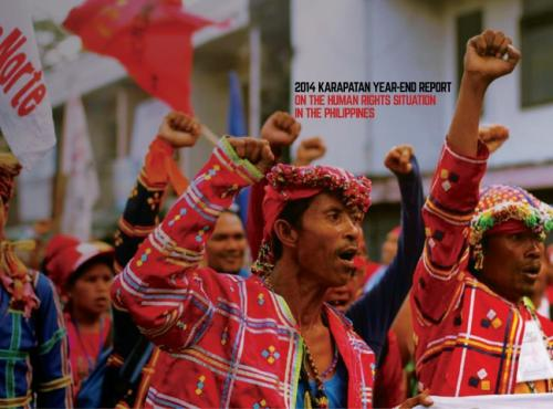 2014 Karapatan Human Rights Report
