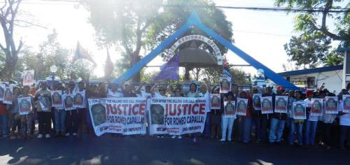Killing of fair trade activist to be brought before int'l tribunal