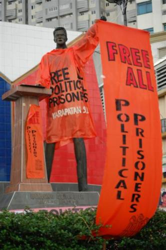 Ninoy: Free All Political Prisoners